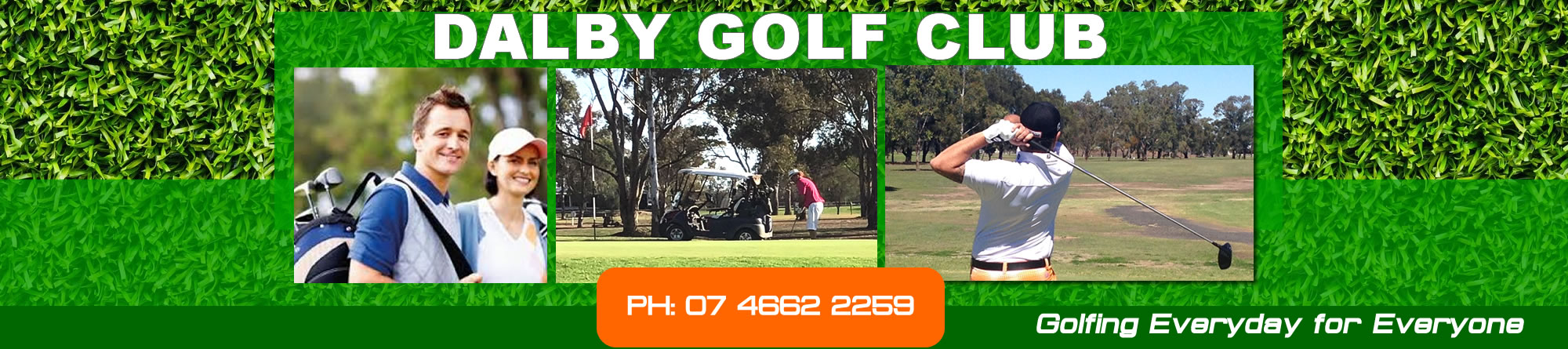 Get Into Golf at Dalby